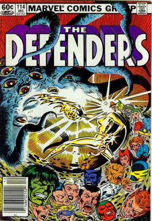 Defenders (1972-1986) #114A