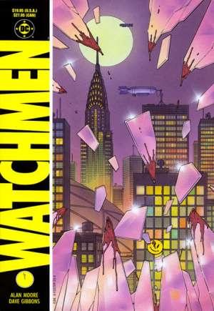 Watchmen (1986-1987)#TPA