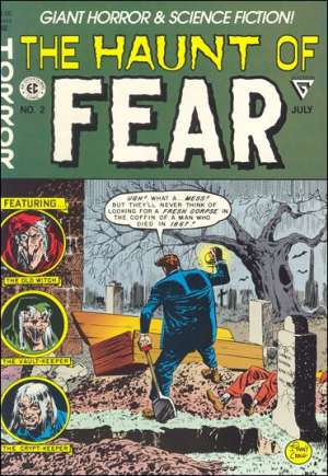 Haunt of Fear (1991)#2