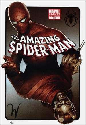 Amazing Spider-Man (1999-2014)#595B