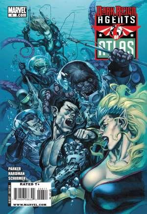 Agents of Atlas (2009)#6