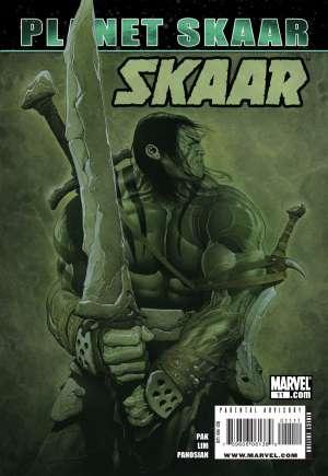 Skaar: Son of Hulk (2008-2009)#11