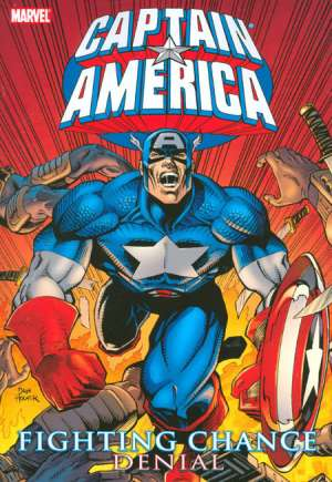 Captain America: Fighting Chance#TP Vol 1