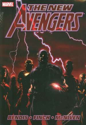 New Avengers: Deluxe Edition (2007-2011) #HC Vol 1A