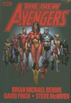New Avengers: Deluxe Edition (2007-2011) #HC Vol 1B