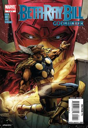Beta Ray Bill: Godhunter (2009) #1