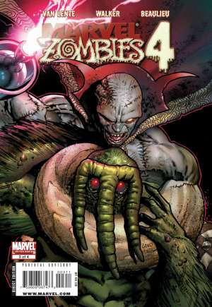 Marvel Zombies 4 (2009)#3A