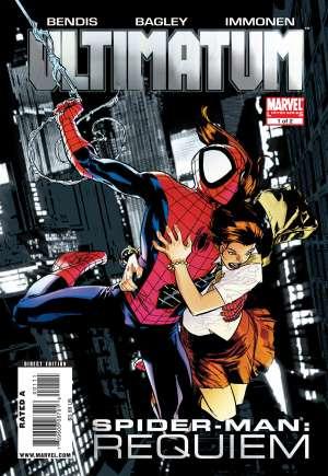 Ultimatum: Spider-Man - Requiem (2009)#1A