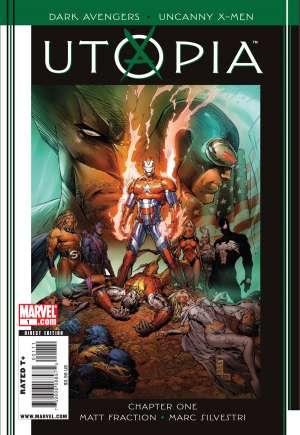 Dark Avengers/Uncanny X-Men: Utopia#1A