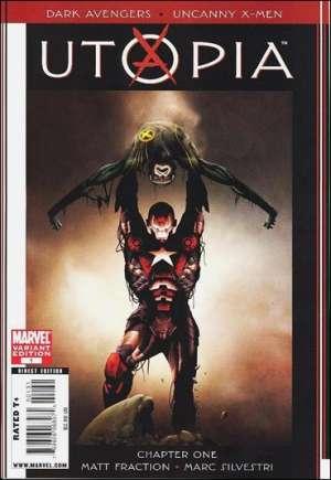 Dark Avengers/Uncanny X-Men: Utopia#1B