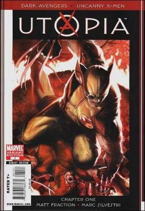 Dark Avengers/Uncanny X-Men: Utopia#1C