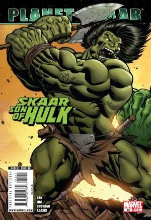 Skaar: Son of Hulk (2008-2009)#12A