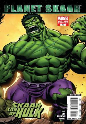 Skaar: Son of Hulk (2008-2009) #12B