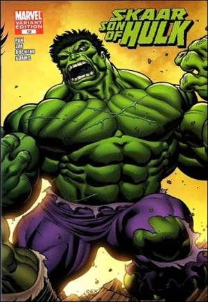 Skaar: Son of Hulk (2008-2009)#12C