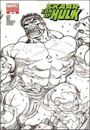 Skaar: Son of Hulk (2008-2009)#12D