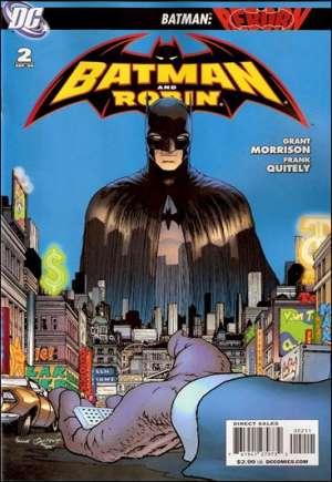 Batman and Robin (2009-2011)#2A