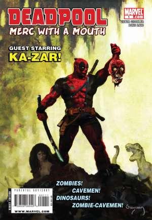 Deadpool: Merc With a Mouth (2009-2010)#1A