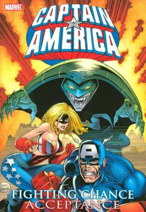 Captain America: Fighting Chance#TP Vol 2