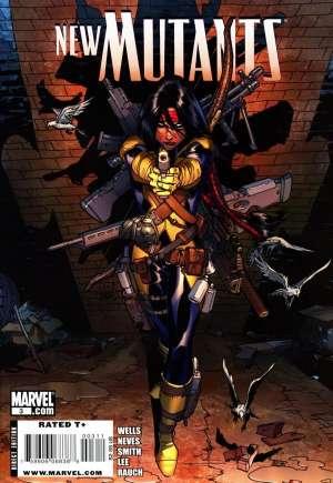 New Mutants (2009-2012)#3A