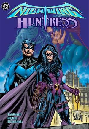 Nightwing/Huntress#TP