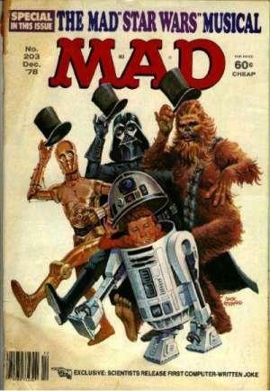 Mad Magazine (1955-2018)#203