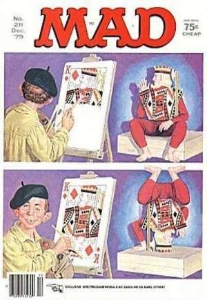 Mad Magazine (1955-2018)#211