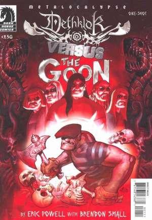 Dethklok vs. The Goon (2009)#One-ShotA