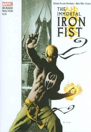 Immortal Iron Fist Omnibus (2009)#HC