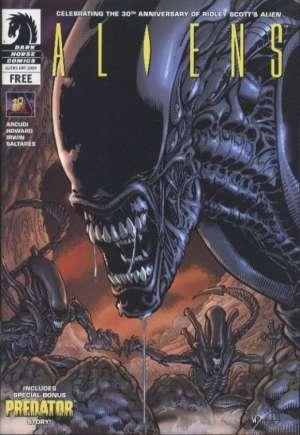 Aliens/Predator (2009)#One-ShotB