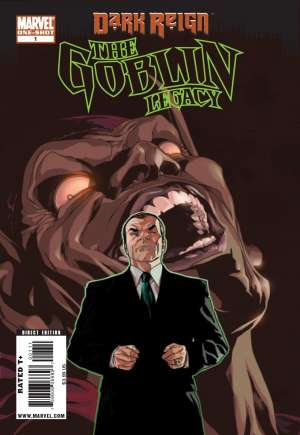 Dark Reign: The Goblin Legacy#1