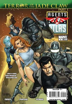 Agents of Atlas (2009)#9A