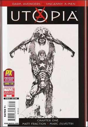 Dark Avengers/Uncanny X-Men: Utopia#1E