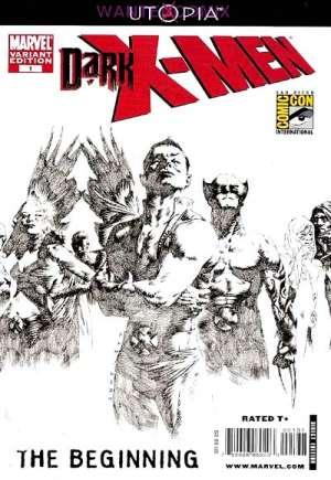Dark X-Men: The Beginning#1C
