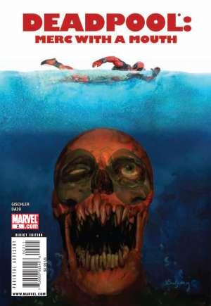 Deadpool: Merc With a Mouth (2009-2010)#2A