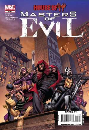 House of M: Masters of Evil#1