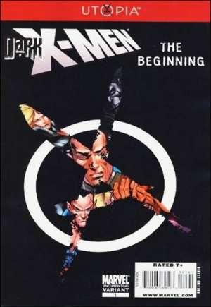 Dark X-Men: The Beginning#1D