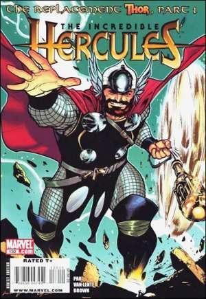 Incredible Hercules (2008-2010)#132A