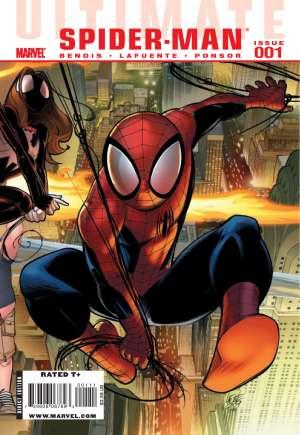 Ultimate Comics: Spider-Man (2009-2011)#1A