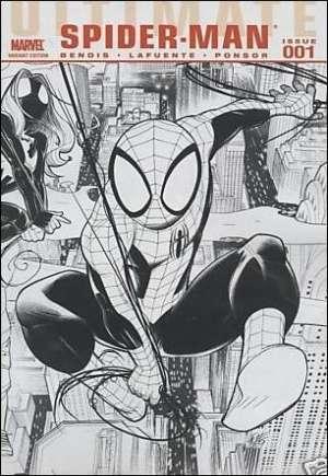 Ultimate Comics: Spider-Man (2009-2011)#1D