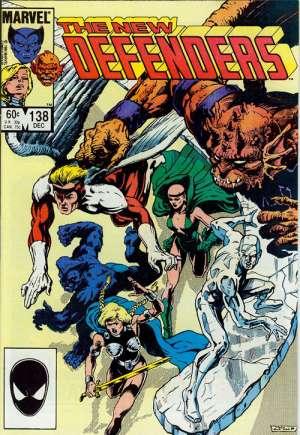 Defenders (1972-1986)#138B