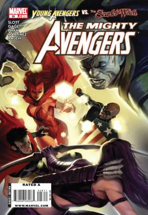Mighty Avengers (2007-2010)#28A