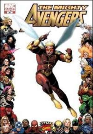 Mighty Avengers (2007-2010)#28B