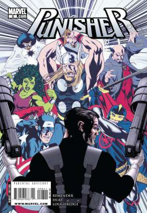 Punisher (2009-2010)#8A