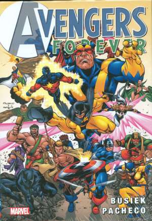 Avengers Forever (1998-2000)#HC
