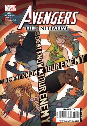 Avengers: The Initiative (2007-2010)#27A