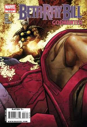 Beta Ray Bill: Godhunter (2009) #3
