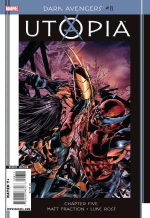 Dark Avengers (2009-2010)#8B