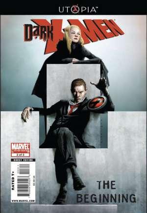 Dark X-Men: The Beginning#3