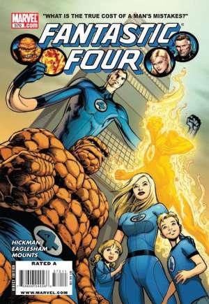 Fantastic Four (1998-2011)#570A
