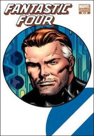 Fantastic Four (1998-2011)#570B